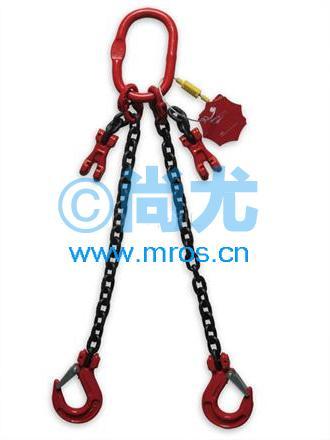 【配调节器1.6T吊具滑钩双羊角链条】-德国配长白山新鲜人参图片