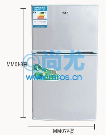冰箱 双层 压缩机/以上是双层双温压缩机冰箱的详细图片,请点击放大;